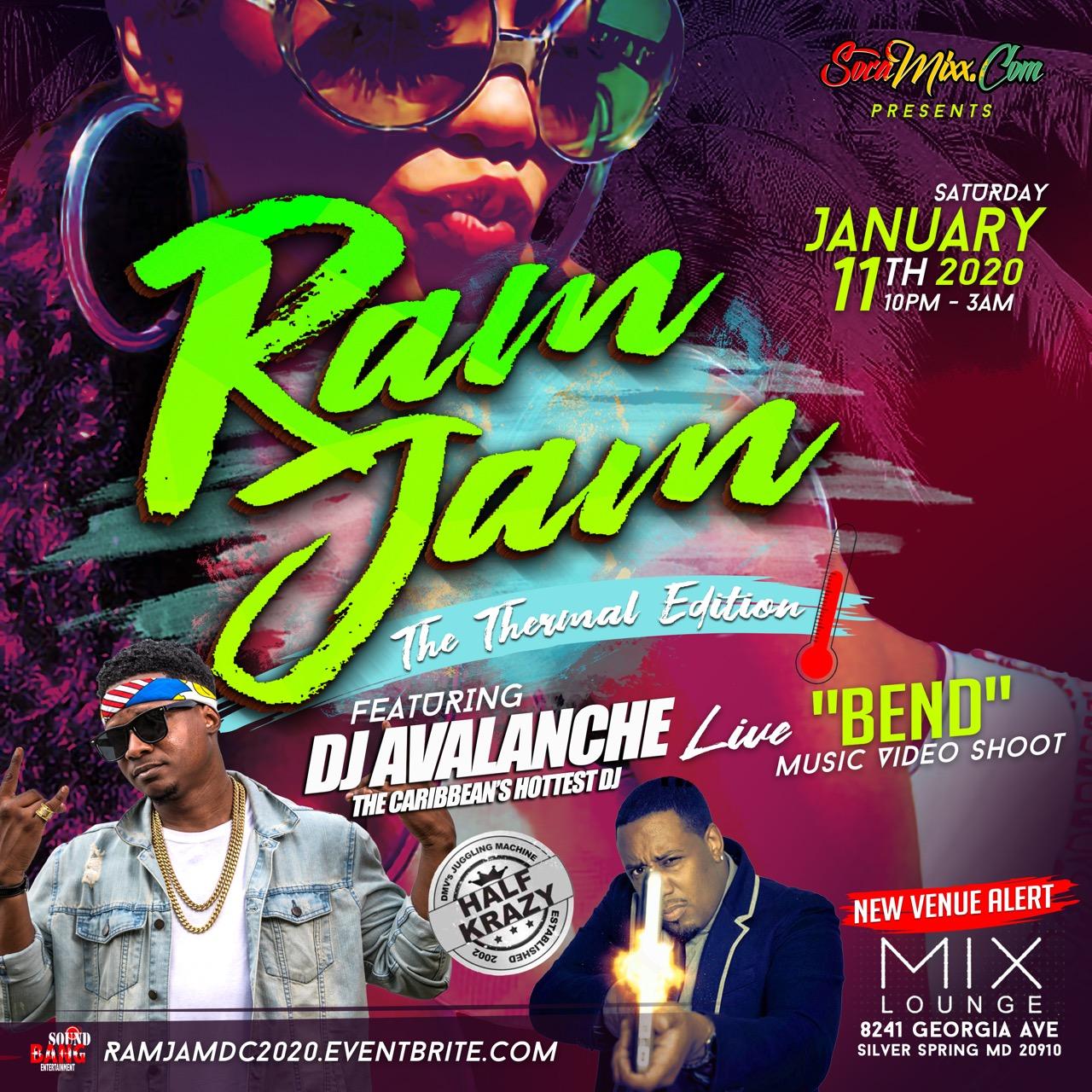 Ram Jam DC