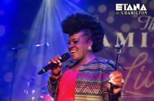 Etana Performing Live at The Hamilton in DC